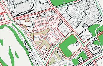 ситуационный план расположения объекта с привязкой к территории образец - фото 5